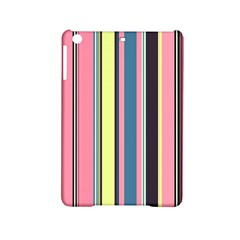 Seamless Colorful Stripes Pattern Background Wallpaper Ipad Mini 2 Hardshell Cases