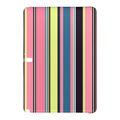 Seamless Colorful Stripes Pattern Background Wallpaper Samsung Galaxy Tab Pro 10 1 Hardshell Case
