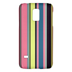 Seamless Colorful Stripes Pattern Background Wallpaper Galaxy S5 Mini