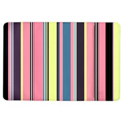 Seamless Colorful Stripes Pattern Background Wallpaper Ipad Air 2 Flip
