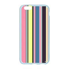 Seamless Colorful Stripes Pattern Background Wallpaper Apple Seamless iPhone 6/6S Case (Color)