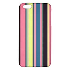 Seamless Colorful Stripes Pattern Background Wallpaper Iphone 6 Plus/6s Plus Tpu Case