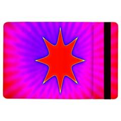 Pink Digital Computer Graphic iPad Air 2 Flip