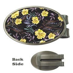 Wildflowers Ii Money Clips (oval)