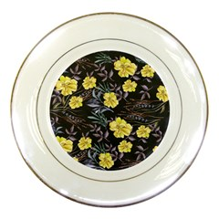 Wildflowers Ii Porcelain Plates