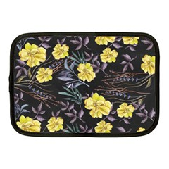 Wildflowers Ii Netbook Case (medium)