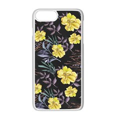 Wildflowers Ii Apple Iphone 7 Plus White Seamless Case