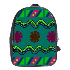 A Colorful Modern Illustration School Bags(large)