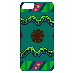 A Colorful Modern Illustration Apple Iphone 5 Classic Hardshell Case