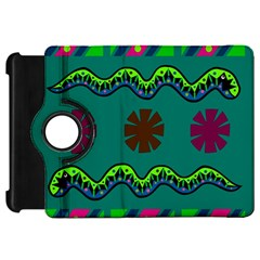 A Colorful Modern Illustration Kindle Fire HD 7
