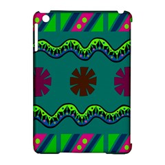 A Colorful Modern Illustration Apple iPad Mini Hardshell Case (Compatible with Smart Cover)