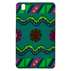 A Colorful Modern Illustration Samsung Galaxy Tab Pro 8.4 Hardshell Case