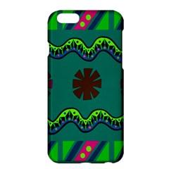 A Colorful Modern Illustration Apple iPhone 6 Plus/6S Plus Hardshell Case