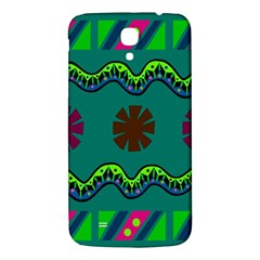 A Colorful Modern Illustration Samsung Galaxy Mega I9200 Hardshell Back Case
