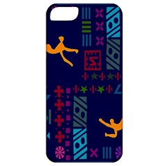 A Colorful Modern Illustration For Lovers Apple iPhone 5 Classic Hardshell Case