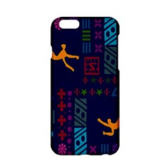 A Colorful Modern Illustration For Lovers Apple iPhone 6/6S Hardshell Case
