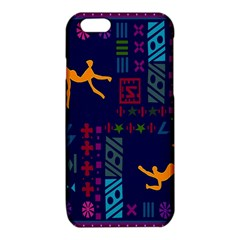 A Colorful Modern Illustration For Lovers iPhone 6/6S TPU Case
