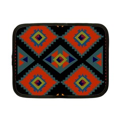 Abstract A Colorful Modern Illustration Netbook Case (small)