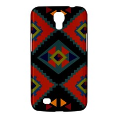 Abstract A Colorful Modern Illustration Samsung Galaxy Mega 6.3  I9200 Hardshell Case