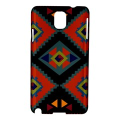 Abstract A Colorful Modern Illustration Samsung Galaxy Note 3 N9005 Hardshell Case
