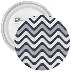 Shades Of Grey And White Wavy Lines Background Wallpaper 3  Buttons