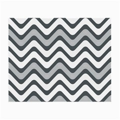 Shades Of Grey And White Wavy Lines Background Wallpaper Small Glasses Cloth