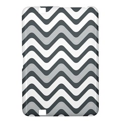 Shades Of Grey And White Wavy Lines Background Wallpaper Kindle Fire HD 8.9