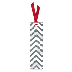 Shades Of Grey And White Wavy Lines Background Wallpaper Small Book Marks