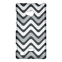 Shades Of Grey And White Wavy Lines Background Wallpaper Nokia Lumia 720