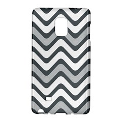 Shades Of Grey And White Wavy Lines Background Wallpaper Galaxy Note Edge