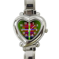 Galileo Galilei Reincarnation Abstract Character Heart Italian Charm Watch