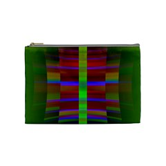 Galileo Galilei Reincarnation Abstract Character Cosmetic Bag (medium)