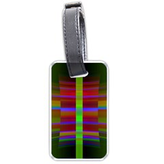 Galileo Galilei Reincarnation Abstract Character Luggage Tags (one Side)