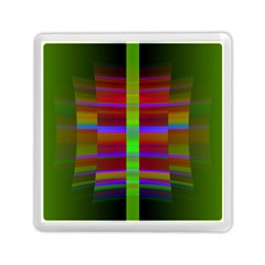 Galileo Galilei Reincarnation Abstract Character Memory Card Reader (square)
