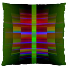 Galileo Galilei Reincarnation Abstract Character Large Cushion Case (Two Sides)
