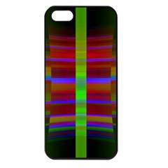 Galileo Galilei Reincarnation Abstract Character Apple Iphone 5 Seamless Case (black)