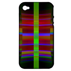 Galileo Galilei Reincarnation Abstract Character Apple iPhone 4/4S Hardshell Case (PC+Silicone)