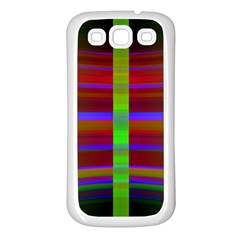 Galileo Galilei Reincarnation Abstract Character Samsung Galaxy S3 Back Case (White)