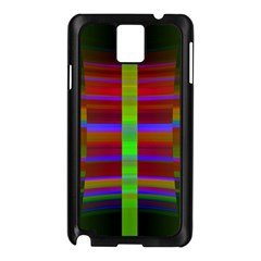 Galileo Galilei Reincarnation Abstract Character Samsung Galaxy Note 3 N9005 Case (Black)