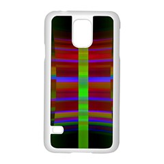 Galileo Galilei Reincarnation Abstract Character Samsung Galaxy S5 Case (White)