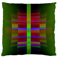 Galileo Galilei Reincarnation Abstract Character Standard Flano Cushion Case (Two Sides)