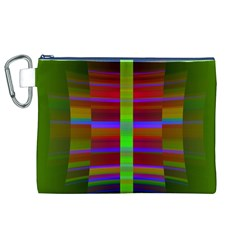 Galileo Galilei Reincarnation Abstract Character Canvas Cosmetic Bag (XL)