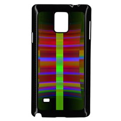Galileo Galilei Reincarnation Abstract Character Samsung Galaxy Note 4 Case (Black)