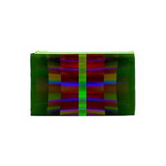 Galileo Galilei Reincarnation Abstract Character Cosmetic Bag (XS)
