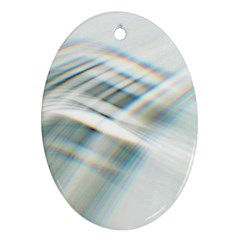 Business Background Abstract Ornament (oval)
