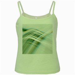 Business Background Abstract Green Spaghetti Tank