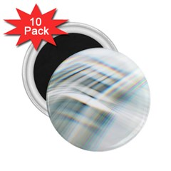 Business Background Abstract 2 25  Magnets (10 Pack)