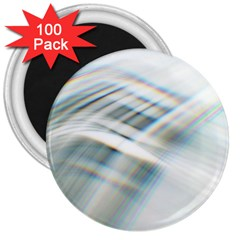 Business Background Abstract 3  Magnets (100 Pack)