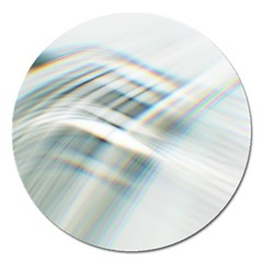 Business Background Abstract Magnet 5  (round)