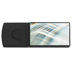 Business Background Abstract USB Flash Drive Rectangular (1 GB)